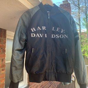 🎉❤️HOSTPIC🎉Harley Davidson Bomber Jacket Unisex